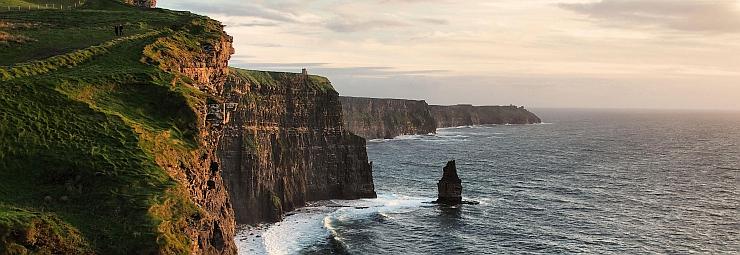 Die Cliffs of Moher